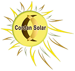 Cordan Solar Logo and link to website